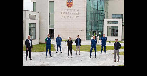 Pic of launch at IT Carlow.