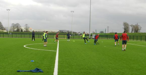 PFA Ireland training camp for out of contract players begins